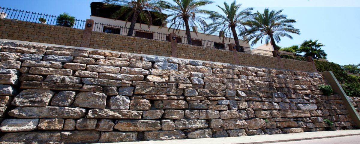 Muros de piedra vazquesur - Tipos de muros de piedra ...